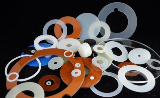 Custom ID/OD Washers of all materials and thickness for all industries